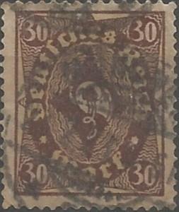 postage stamp designer: post horn