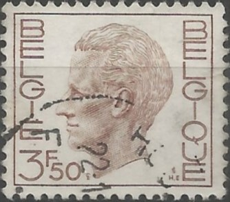 Harry Elstrøm; postage stamp designer: definitive issue