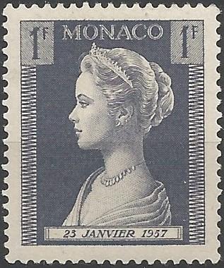 Grace Kelly; princesse consort de Monaco, 1956-1982
