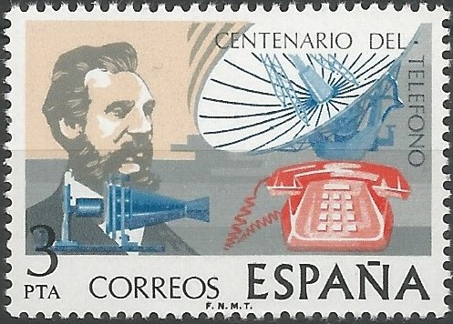 electrical engineer: centenary of the telephone