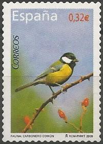 landbirds recorded in China: great tit