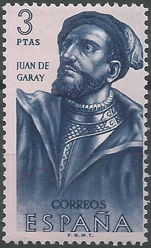 Urduña, 1528 - Diamante (Punta Gorda), 1583