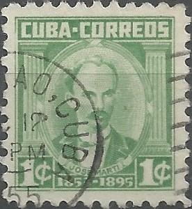 José Martí, poeta; delegado del Partido Revolucionario Cubano, 1892