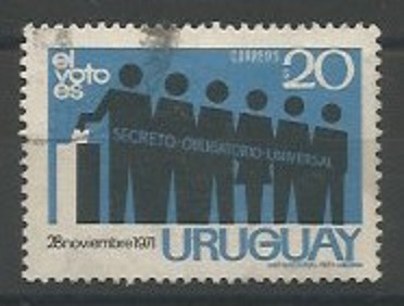 """he admitted: """"Brazil helped rig the Uruguayan elections"""". The Colorado Party winner, President Bordaberry, gave free hand in the counterinsurgency effort to the military in 1972, which crushed the Tupamaros guerrillas, then repressed university students, labor unions, as well as the political opposition, dissolved congress in 1973, and eventually deposed Bordaberry in 1976. (Carlos Osorio, 2002)"""