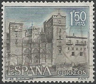 real monasterio de Santa María de Guadalupe, 1340