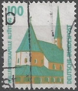 Pilgrimage Chapel (660): Altötting: Duchy of Bavaria: Kingdom of Francia (Paris)