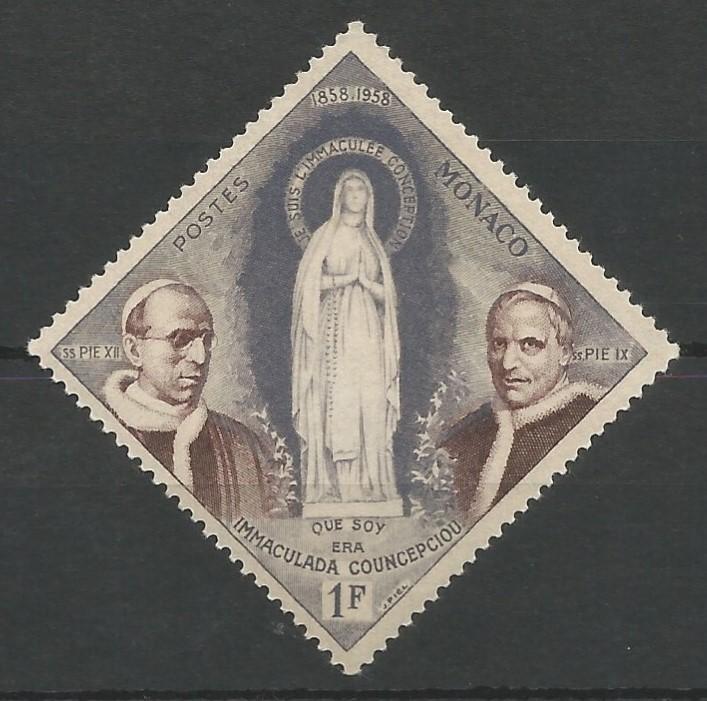 notre-dame de Lourdes, 1858