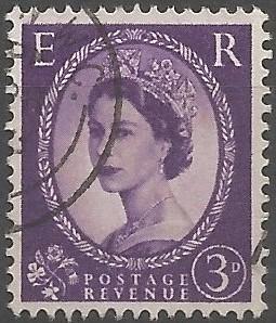 queen of Northern Ireland, 1952-