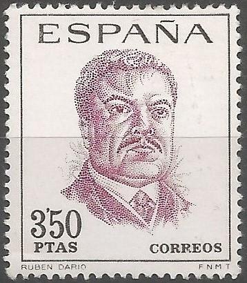 Félix Rubén García Sarmiento; writer: poet, journalist