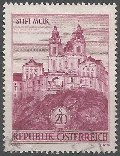 Stift Melk (Benediktinerkloster), 1702-1736 (1089)