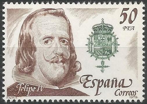 El sinsabor de la derrota en el tablero internacional, motivó que Felipe IV mostrara cierto propósito de enmienda en su testamento de 1665: