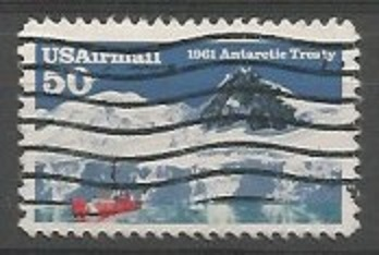 Amundsen-Scott Pole Station, 1961