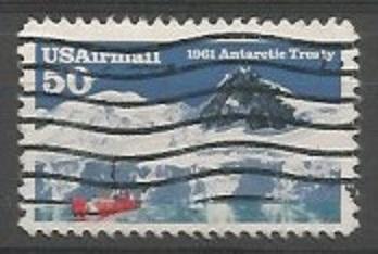 Amundsen-Scott Pole Station, 1961