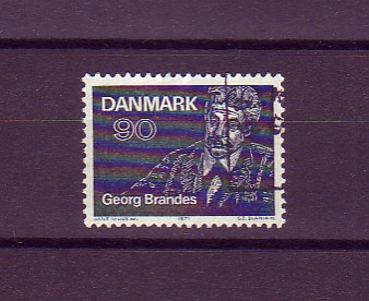 Georg Brandes, philosopher