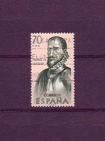 capitán general de Nueva Granada