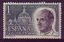 Paulus VI, papa et dux Ecclesiae Catholicae, 1963-1978