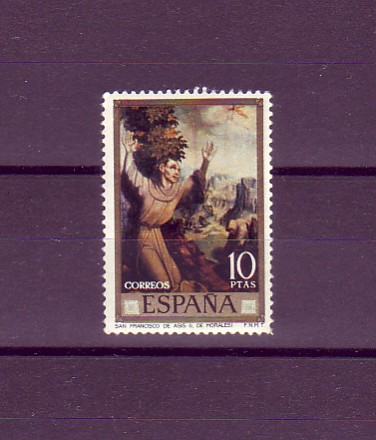 san Francisco de Asís, diácono