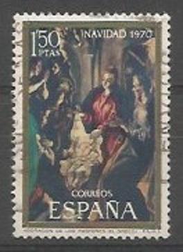 el Greco, painter, 1605