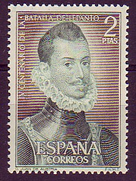 Juan de Austria, capitán general; comandante de la santa liga, 1571