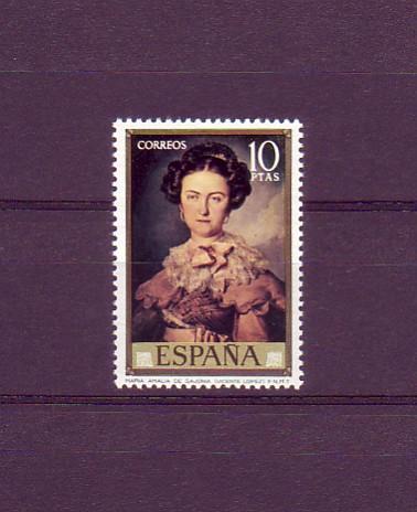 reina consorte, 1819-1829