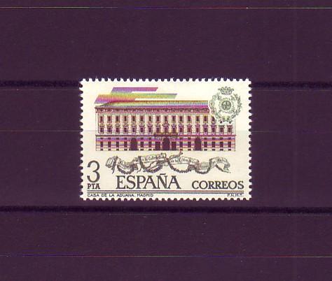 Real Casa de la Aduana, 1769