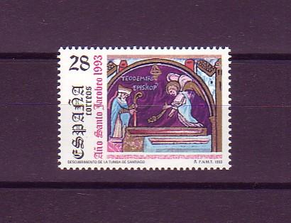 Teodemir, bispo de Iria Flavia, 813