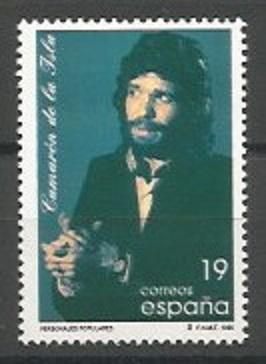 Camarón de la Isla; musician: singer